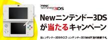 おやつカンパニー NEWニンテンドー3DSプレゼント キャンペーン